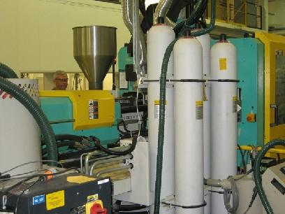 Injection Molding Machines Arburg 275 Ton 15 Oz 4 9 Oz